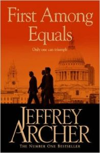 FIRST AMONG EQUALS (English) (Paperback): Book by Jeffrey Archer