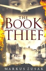 The Book Thief: Book by Markus Zusak