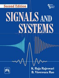 SIGNALS AND SYSTEMS: Book by K. Raja Rajeswari