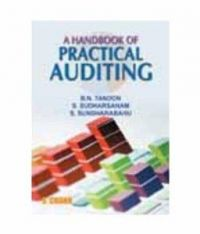 Handbook of Practical Auditing: Book by B.N. Tandon