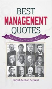 Best Management Quotes: Book by Suresh Mohan Semwal