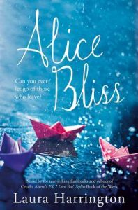 Alice Bliss: Book by Laura Harrington