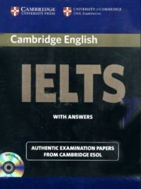 Cambridge IELTS (With CD) (English) 7th Edition with 175 Disc (Paperback): Book by Cambridge Esol