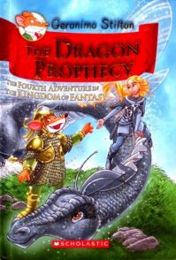 The Dragon Prophecy (English) (Hardcover): Book by Geronimo Stilton