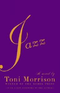 Jazz: Book by Toni Morrison