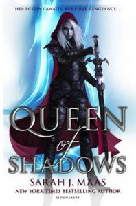 Queen of Shadows: Book by Sarah J. Maas