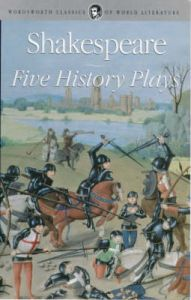 Five History Plays: Book by William Shakespeare