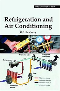 Refrigeration and Air Conditioning (English) (Paperback): Book by G.S. Sawhney