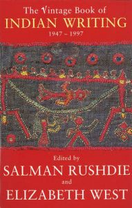 Vintage Book Of Indian Writing 1947 - 1997: Book by Salman Rushdie