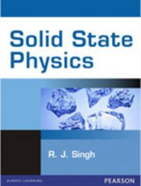 Solid State Physics (English) (Paperback): Book by Singh