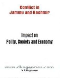 Jammu and Kashmir - Impact on Polity, Society and Economy[Hardcover]: Book by V. R. Raghavan