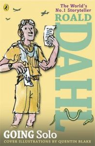 Going Solo (English) (Paperback): Book by Roald Dahl