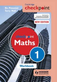 Cambridge Checkpoint Maths: Bk. 1: Workbook: Book by Ric Pimentel