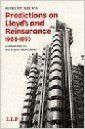 PREDICTIONS ON LLOYDS AND REINSURANCE 1968-1993 (S): Book by ROWLAND
