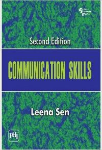 Communication Skills (English) 2nd Edition: Book by Leena Sen