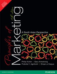 Principles Of Marketing: A South Asian Perspective (English) 13th Edition (Paperback): Book by Philip Kotler