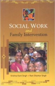 Social work and family intervention (English): Book by Krishna Kant Singh