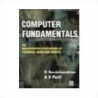 COMPUTER FUNDAMENTALS [FOR MSBTE] (English) 1st Edition (Paperback): Book by Ravichandran