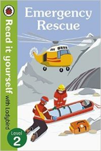 Emergency Rescue - Read it yourself with Ladybird (non-fiction) Level 2 (English) (Paperback  Ladybird): Book by Ladybird