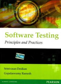 Software Testing : Principles and Practices (English) 1st Edition (Paperback): Book by Srinivasan Desikan