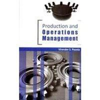 Production And Operation Management: Book by Virender S. Poonia