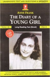 The Diary of a Young Girl with Answer Classx: Book by Anne Frank