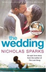 The Wedding (English) (Paperback): Book by Nicholas Sparks