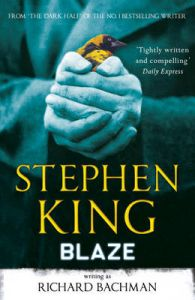 Blaze (reissues): Book by Stephen King