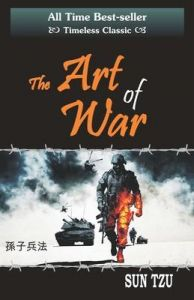 Art of War (with CD) English: Book by Sun Tzu