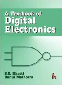 A Textbook of Digital Electronics (English): Book by S. S. Bhatti, Rahul Malhotra