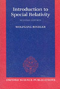 Introduction to Special Relativity: Book by Wolfgang Rindler