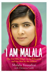 I Am Malala: The Girl Who Stood Up for Education and was Shot by the Taliban : The Girl who Stood Up for Education and was Shot by the Taliban (English)           (Paperback): Book by Malala Yousafzai Christina Lamb