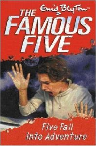 Famous Five: 09: Five Fall Into Adventure: Book by Enid Blyton