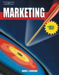 Marketing: Book by James L. Burrow