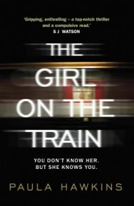 The Girl on the Train: Book by Paula Hawkins