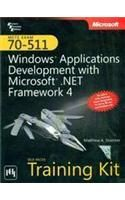 MCTS Self-Paced Training Kit: Windows Applications Development With Microsoft .NET Framework 4 (Exam 70-511) (English): Book by Matthew A. Stoecker