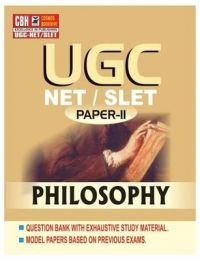 Philosophy Ugc Net Slet: According To The Latest Ugc Scheme & Syllabus (Paperback): Book by Cbh Editorial Board