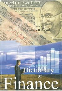 Dictionary of Finance (Pb): Book by Narayan Dixit