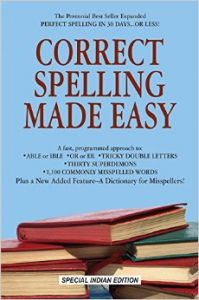 Correct Spelling Made Easy: Book by Norman Lewis