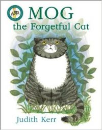 Mog the Forgetful Cat (Hardcover): Book by Judith Kerr