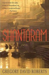 Shantaram: Book by Gregory David Roberts
