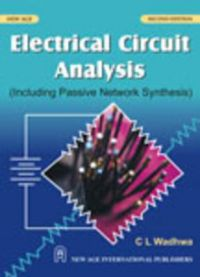 Electrical Circuit Analysis including Passive Network
