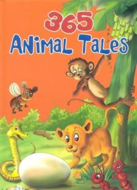 365 Animal Tales, 1/e HB (English) (Hardcover): Book by OM Books