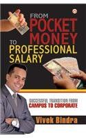 From Pocket Money Of Professional Salary PB English: Book by Vivek Bindra