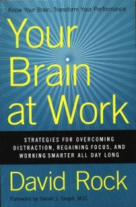 Your Brain At Work: Book by David Rock