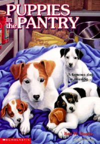 Puppies in the Pantry: Book by Ben M Baglio
