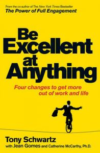 Be Excellent At Anything: Book by Jean Gomes