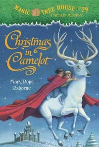 Magic Tree House - Christmas in Camelot: Book by Sal Murdocca