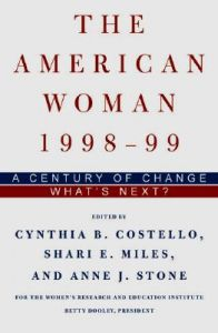 The American Woman 1998-99: What's Next?: Book by Cynthia Costello