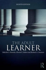 The Adult Learner: Book by Malcolm S. Knowles